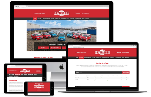 Bolts Car Hire solution